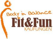 Body in Balance Fit & Fun Kaufungen - Logo